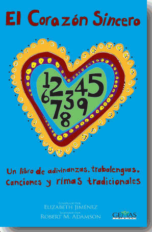 Cover image from the book El Corazon Sincero.